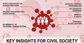 Covid-19: Key insights for civil society