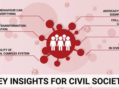 Covid-19: Key insights for civil society