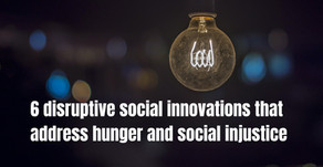 6 Disruptive Social Innovations to look out for in 2019