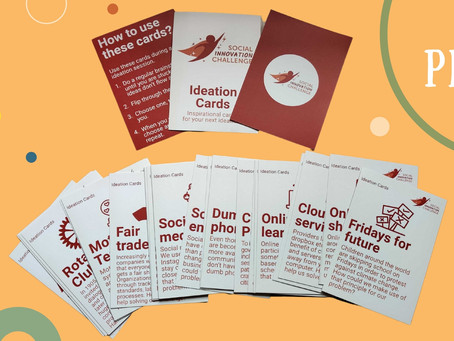 Ideation Inspiration: How to get better ideas by playing with cards