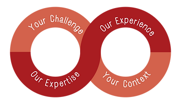 Your challenge & context - Our expertise and experience