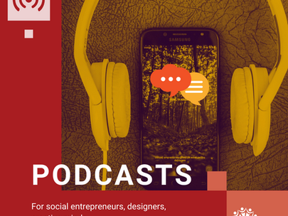 The top 7 podcasts for social pioneers