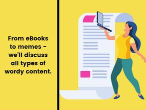 Major Content-Type: Words