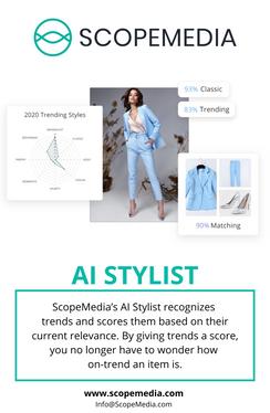AI Stylist Visual 2