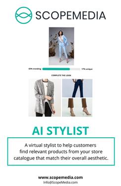 AI Stylist Visual 1