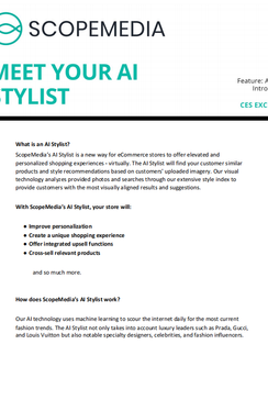 AI Stylist Blog Post