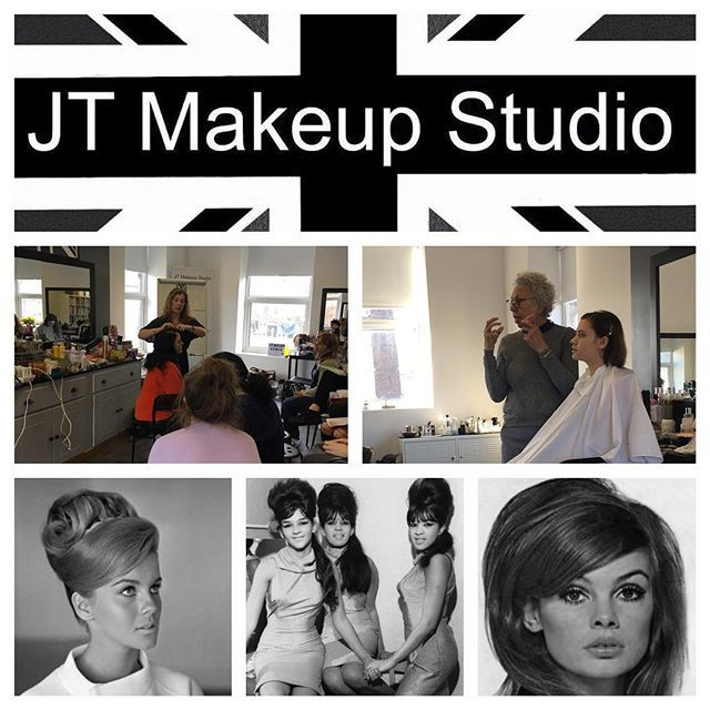 Workshops at the new JT Makeup Studio