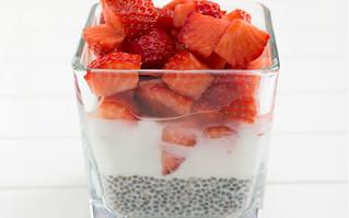 Chia Tohumlu Yogurt