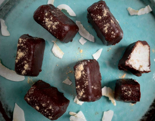 Vegan Raw Bounty Bar