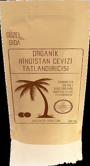 Organik Hindistancevizi Şekeri 200 gr