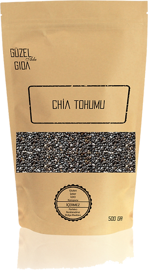 500 gr Chia Tohumu