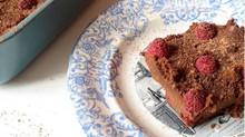 Frambuazli Paleo Brownie