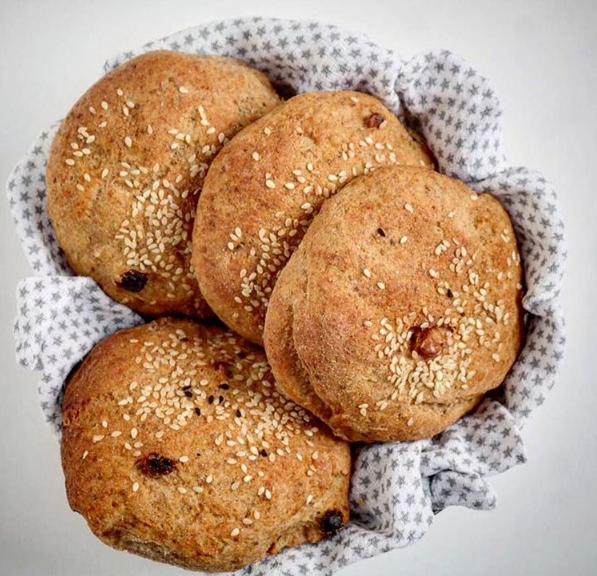 TamBuğday Kinoaunu Ekmek