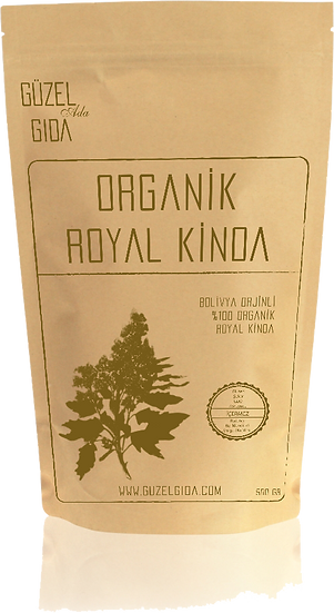 Organik Royal Kinoa 500 gr
