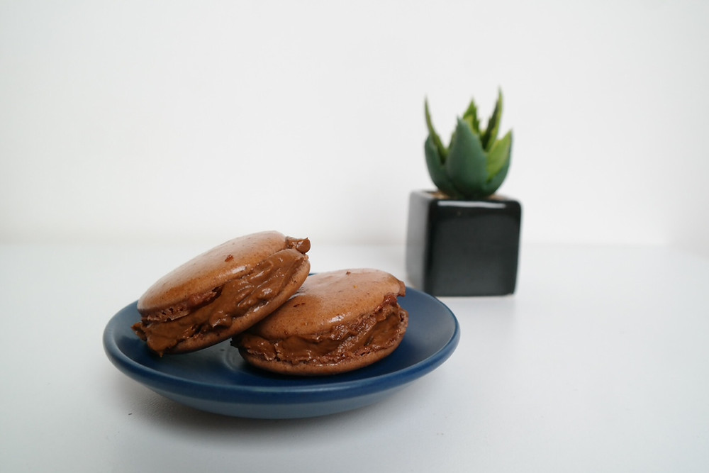 Kakaolu Macaron