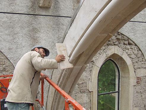 Restauration de patrimoine