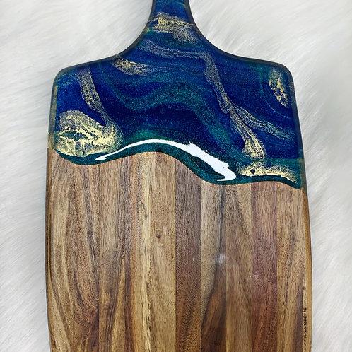 Beep Blue Sea Cheese Board