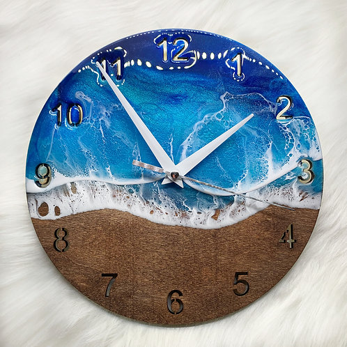 Island Time Clock 1