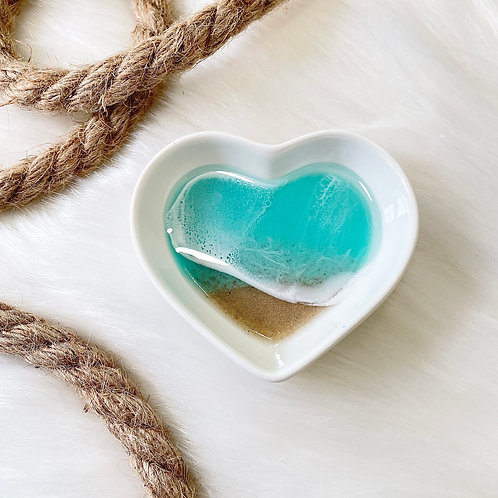 Little Heart Ring Dish 2