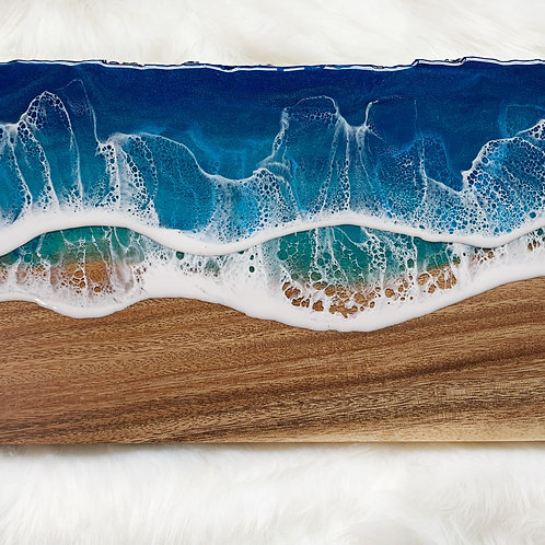 Double Wave Cheese Board