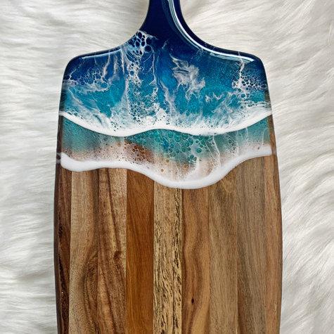 Coastal Wave Paddle Board 2