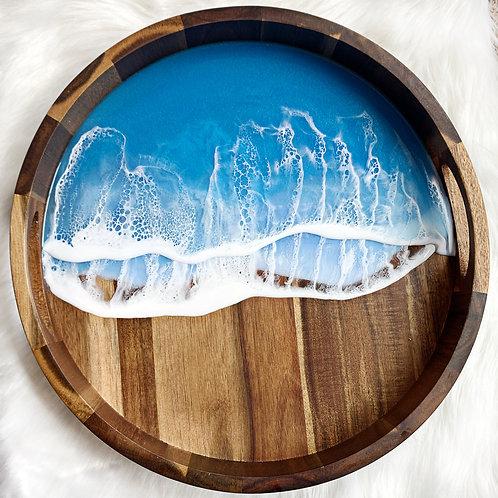 Ocean Serve Tray