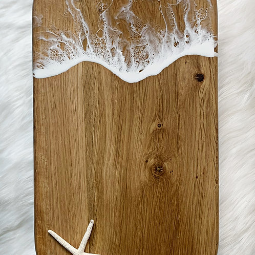 White Water Oak Cheese Board