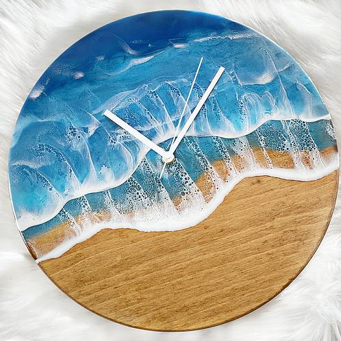 Custom Ocean Clock