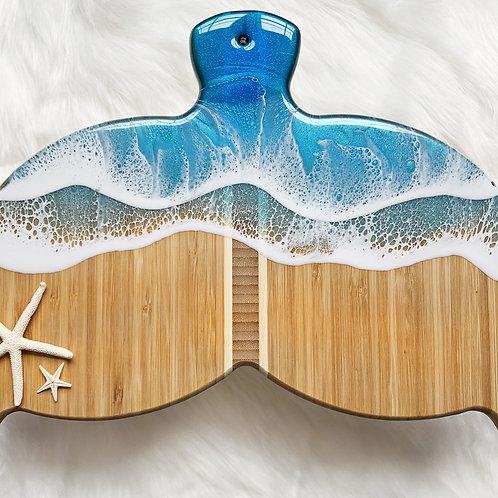 Ocean Tail Serve Board
