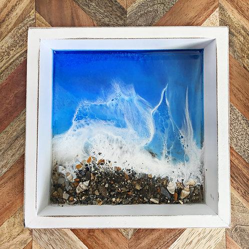 Framed Carolina Seascape