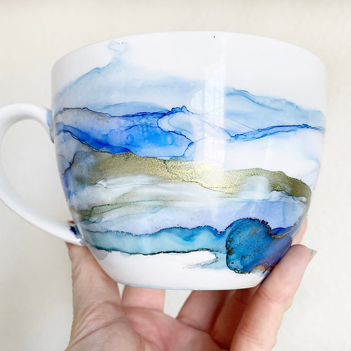 16 oz. Cappuccino Mug