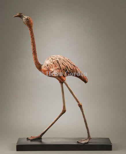Gordon Helen - flamingo 2 marked .jpg