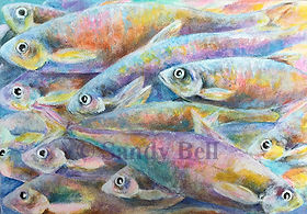 Little Coloured Fishes 60 small marked.j