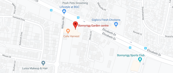 Bonnyrigg Garden Centre Map.png