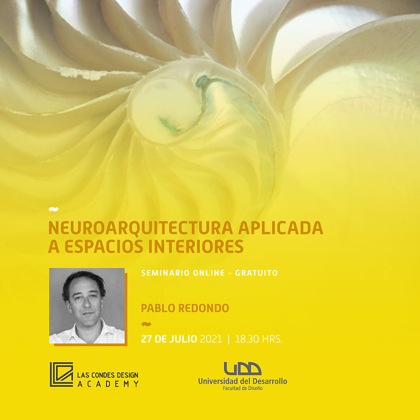 """Neuroarquitectura y Patrimonio"" por Pablo Redondo"