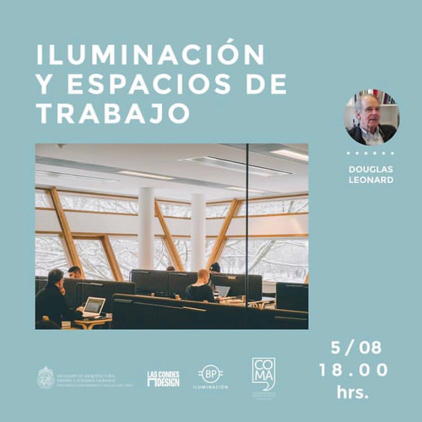 """""""Iluminación y espacios de trabajo"""" por Douglas Leonard"""