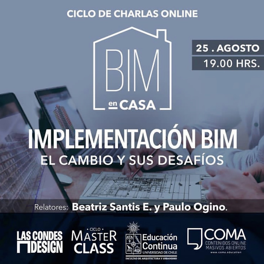 """FAU: """"Implementación BIM: El cambio y sus resultados"""""""