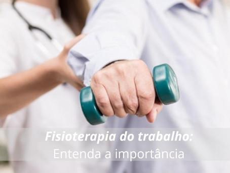 O que faz um Fisioterapeuta do Trabalho?