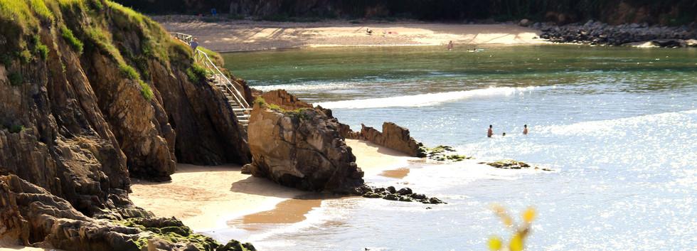 Playa Porcía