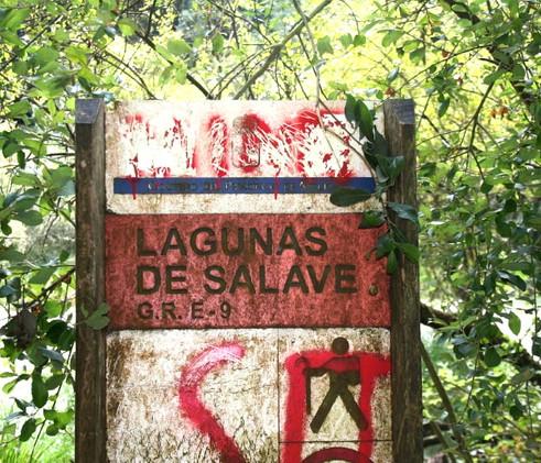 Lagunas de Salave