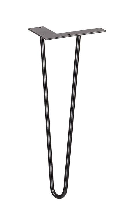 Short Hairpin Leg 10mm 2 Rod