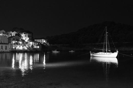 Boat In The Night