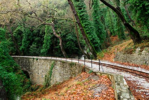 Rails On Milia Station