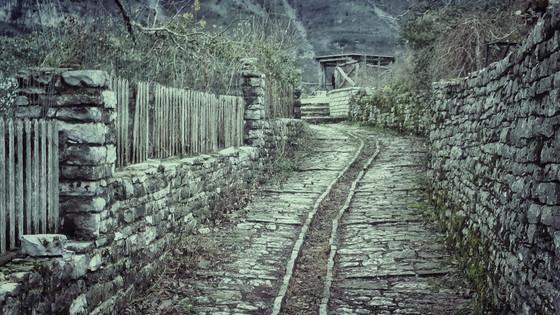 Stony Alley