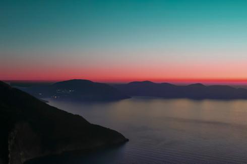 Sunset Scape