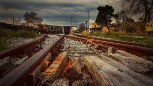 Woods On The Rails