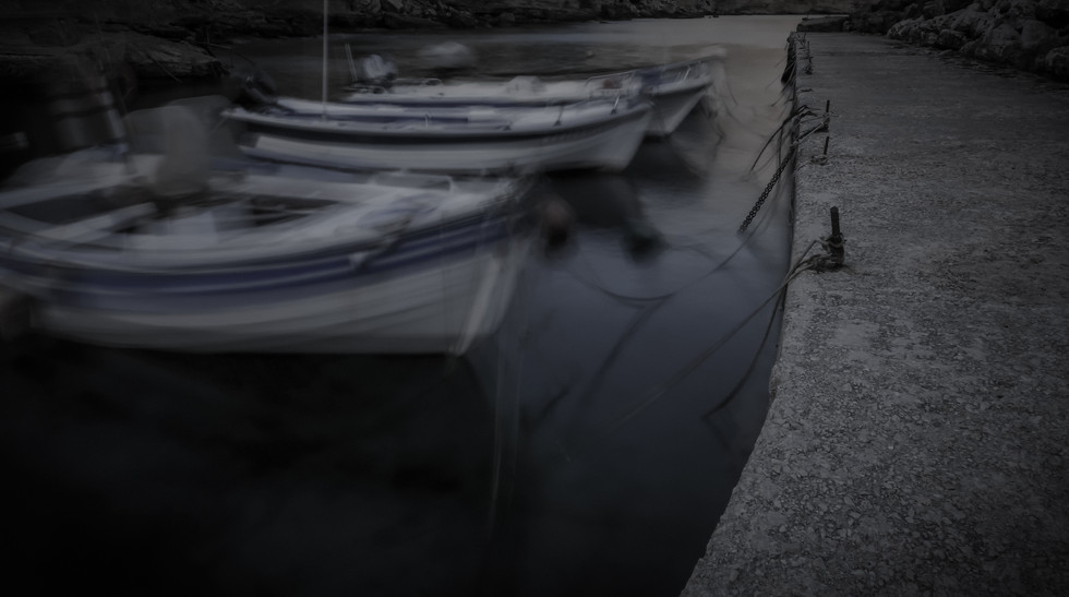 Boats In Motion