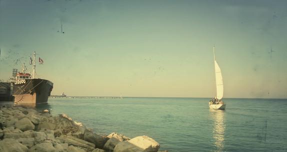 At tThe Harbor