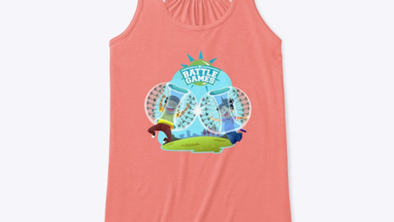 Women's Flowy Tank Top (Multiple Colors)