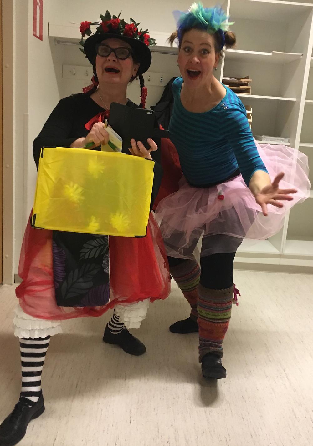 Lilli och Heidi